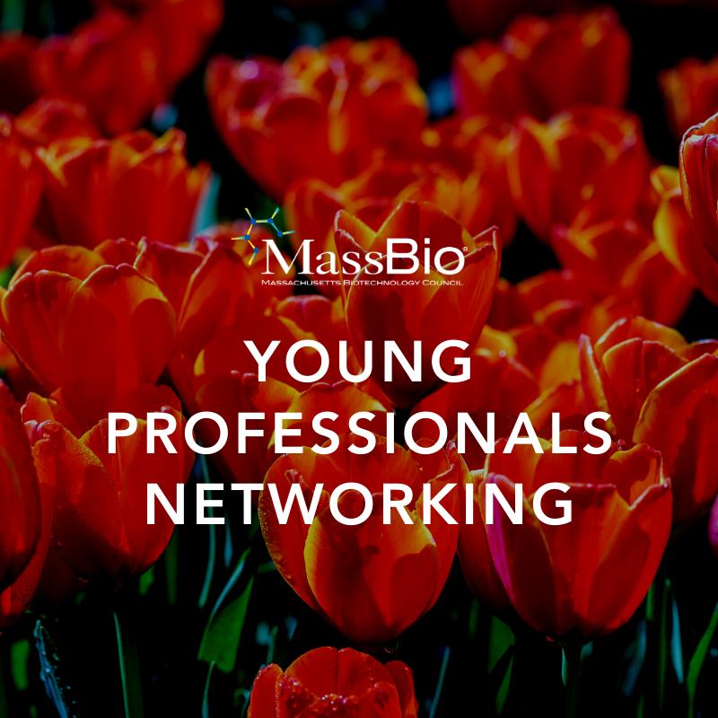 MassBio Young Professionals Event: Floral Arrangement Workshop