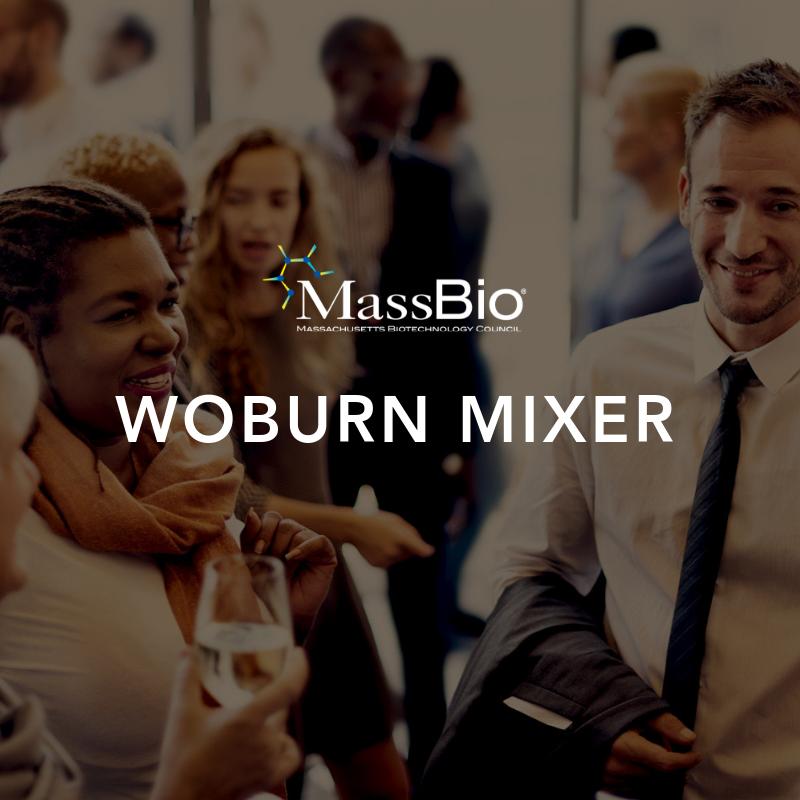 MassBio Regional Mixer: Woburn