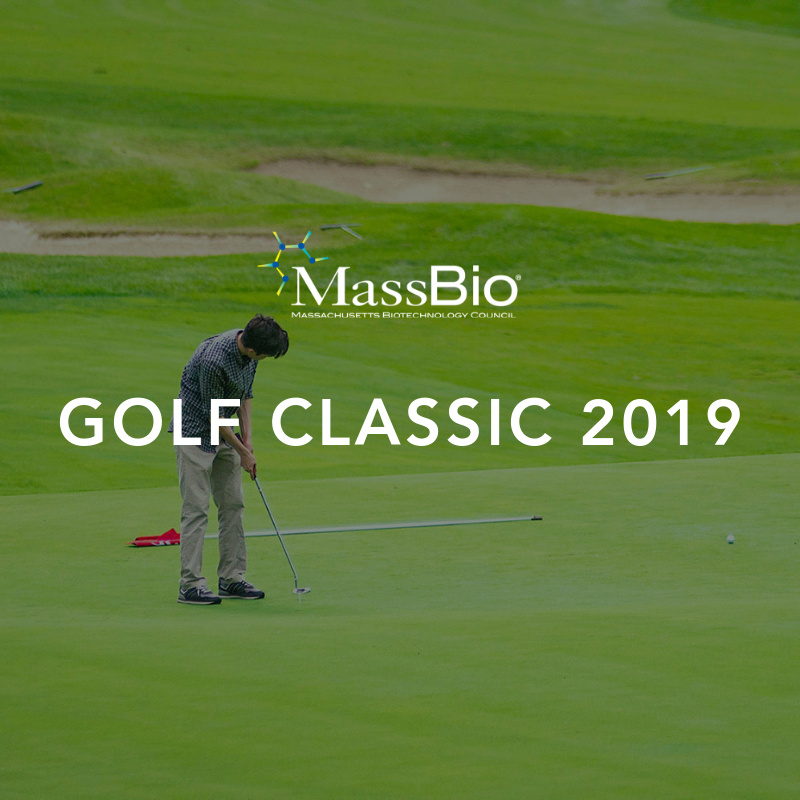 25th Annual MassBio Golf Classic