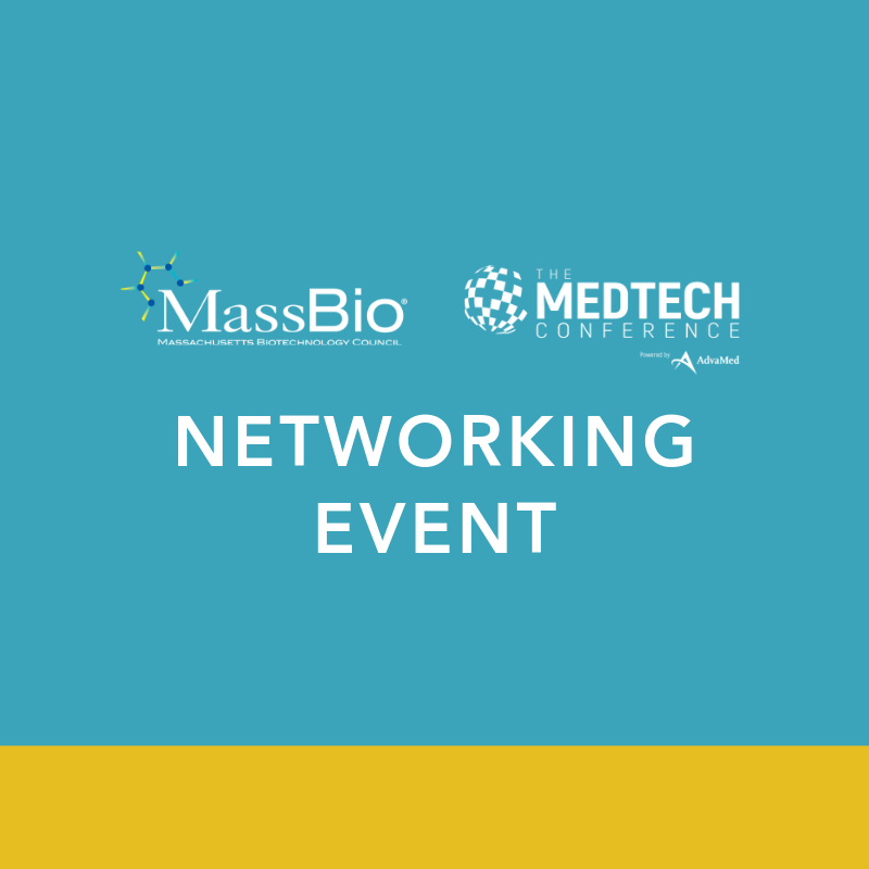 MedTech Conference Networking Event