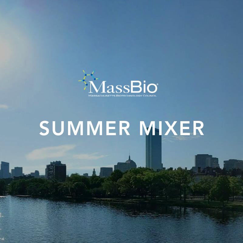 MassBio Summer Mixer 2019