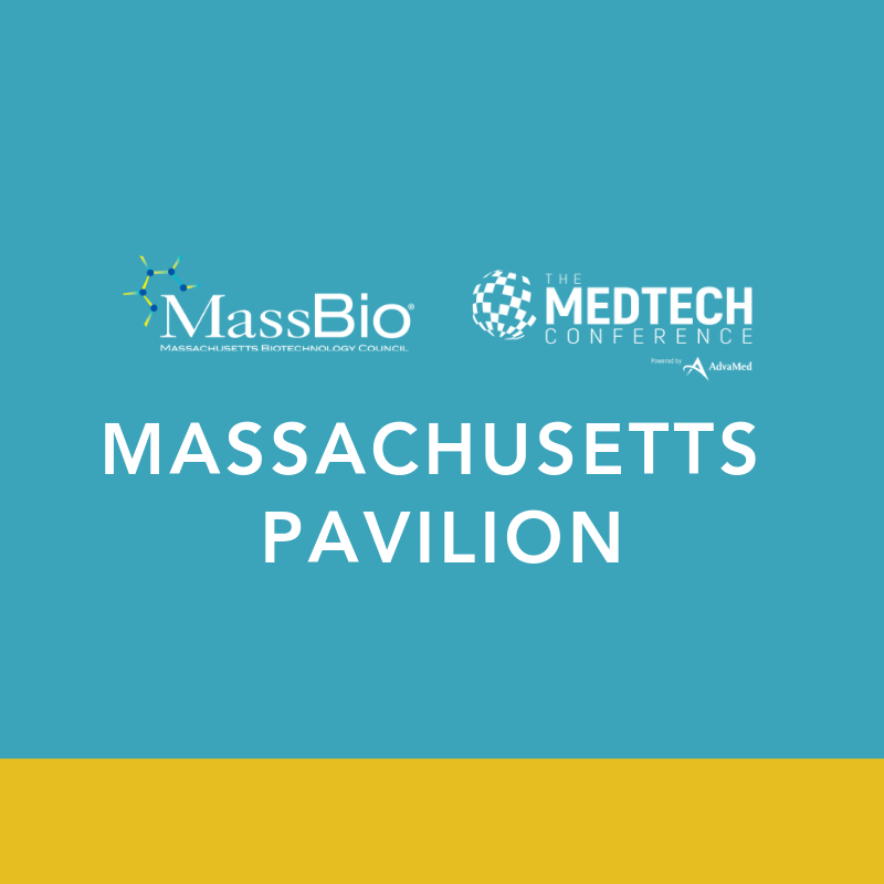 Massachusetts Pavilion at The MedTech Conference