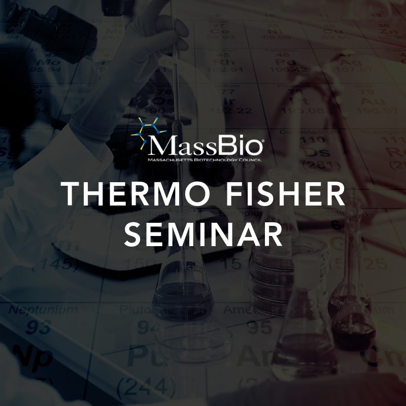 Thermo Fisher Scientific Controlled Environment Seminar