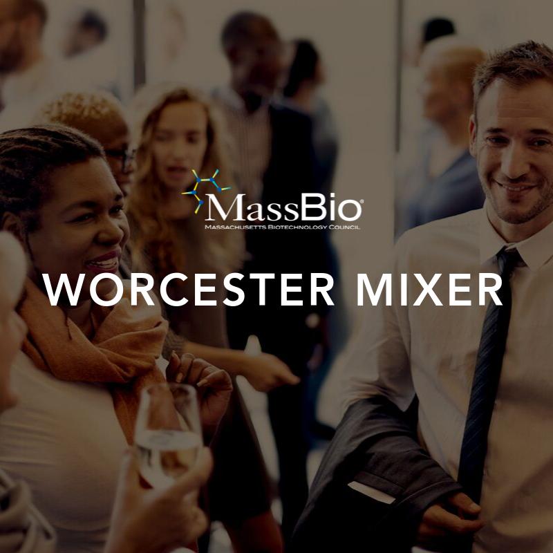 MassBio Worcester Mixer
