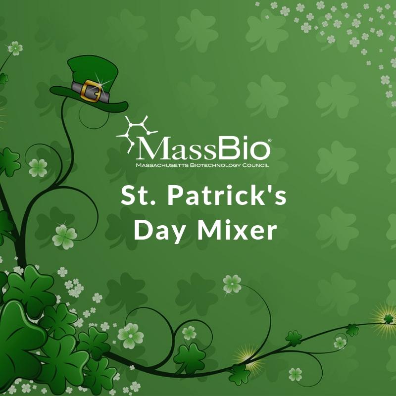 2019 St. Patrick's Day Mixer